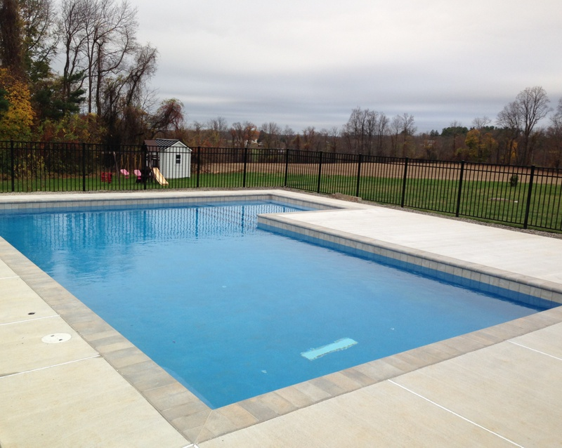 The Importance of Pool Deck Repair Before Winter Hits Baltimore
