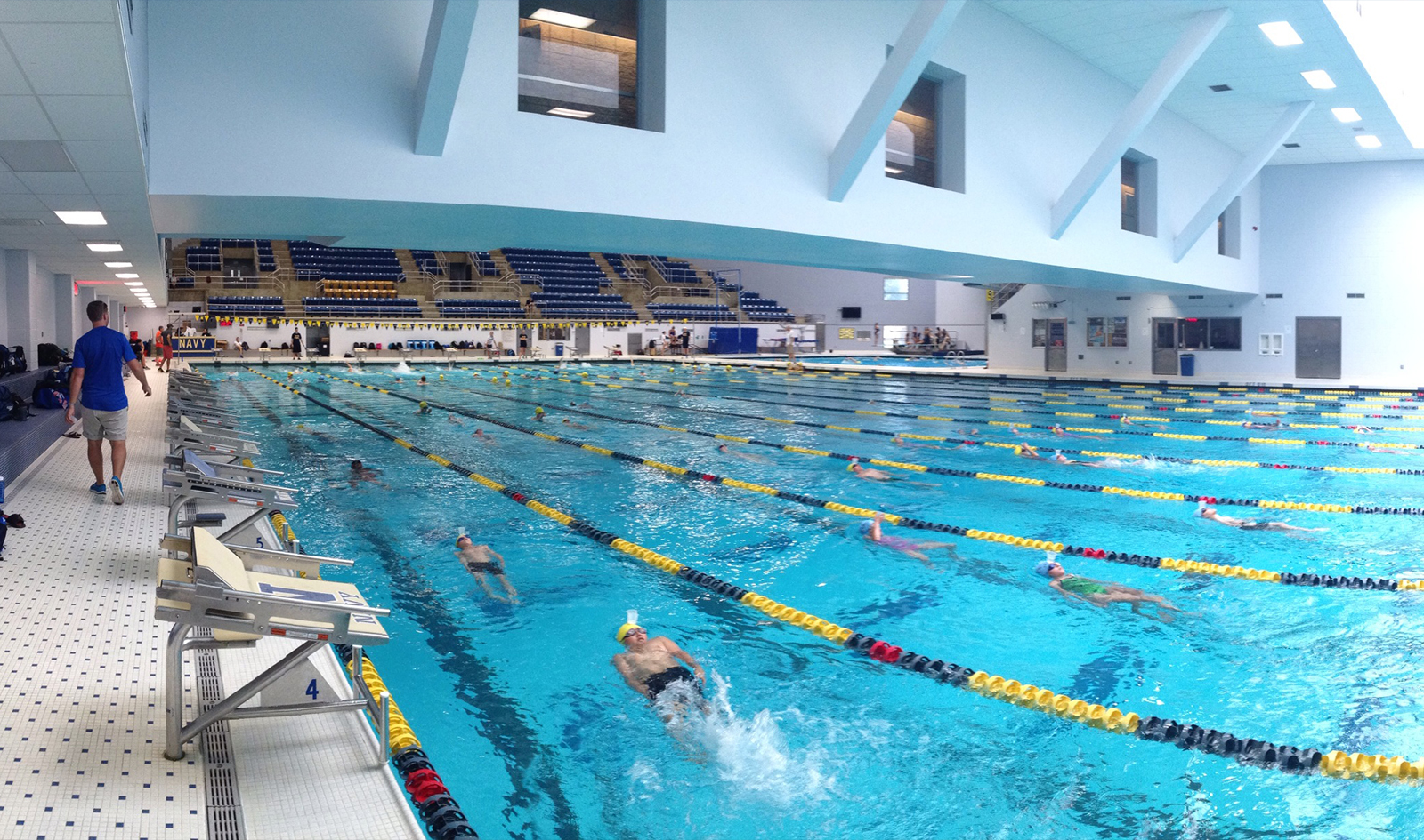 Navy Academy Pool